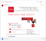 Unsolicited Redesign #1 – Redbox Email
