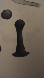 A token of some sort, maybe a pawn.