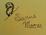 Sketched Logo Concept to Reality:SwineMoon