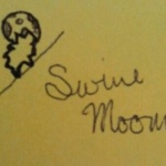 Sketched Logo Concept to Reality: SwineMoon