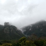 Kirstenbosch and Table Mountain, South Africa
