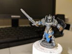 The Plate Armor Knight – Completed
