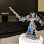 The Plate Armor Knight –Completed