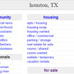 UpLabs Craigslist Redesign Part 1: Analysis